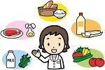 その他の血圧を下げる食品と栄養素